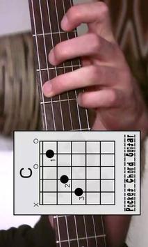 Pocket Chord Guitar poster