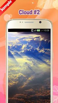 Cloud Wallpaper screenshot 2