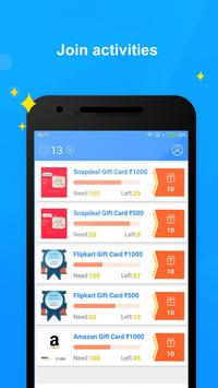 laddo free recharge & voucher apk screenshot