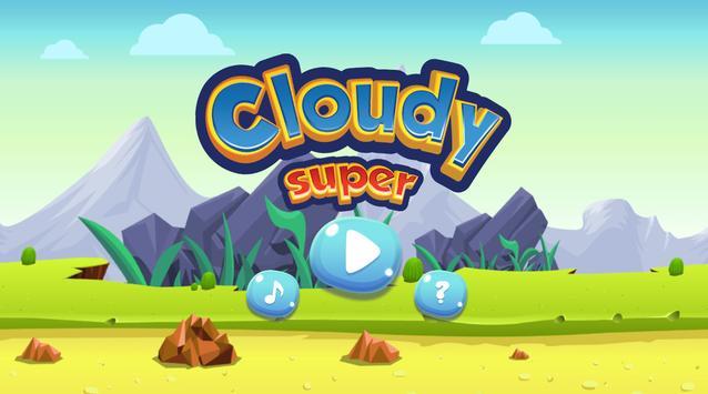 Super cloudy Adventure apk screenshot