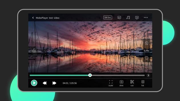 MoboPlayer تصوير الشاشة 6