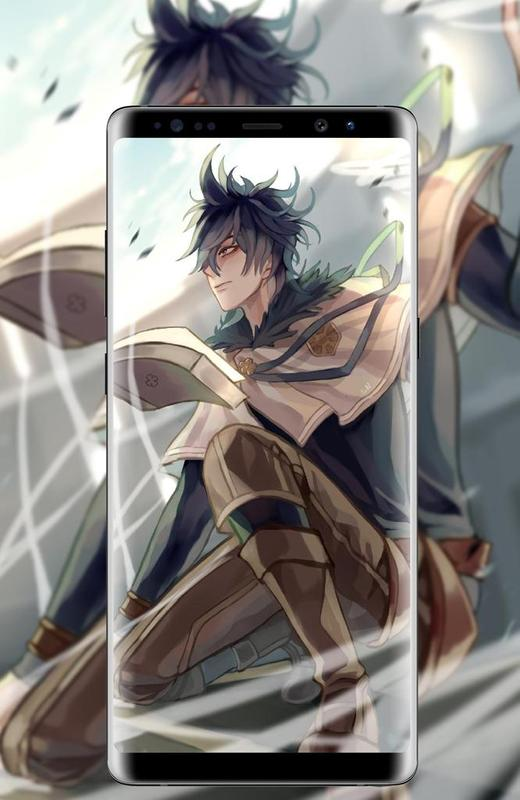 Black Clover Wallpaper Art For Android Apk Download