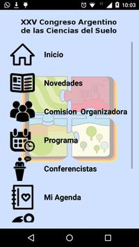 CongresoSuelo2016 apk screenshot