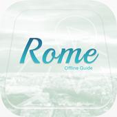 Rome, Italian Offline Map icon