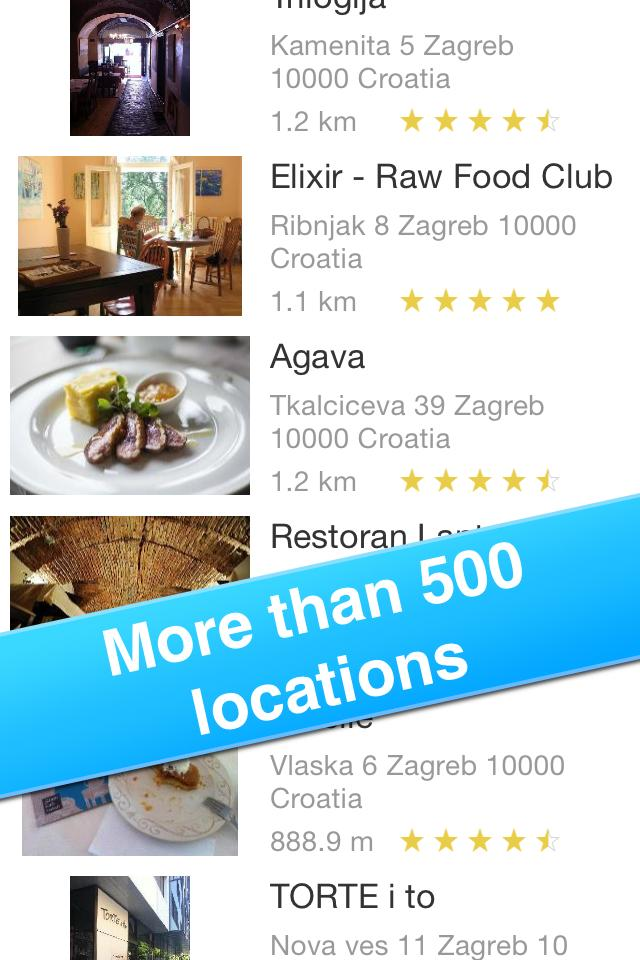 Zagreb Croatia Offline Map For Android Apk Download