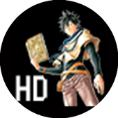 Wallpapers anime black clover icon