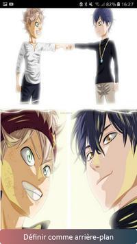 Wallpapers anime black clover screenshot 4
