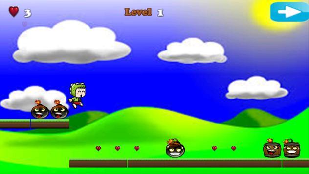Clown Crocodile screenshot 1