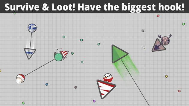 Blobie.io स्क्रीनशॉट 1