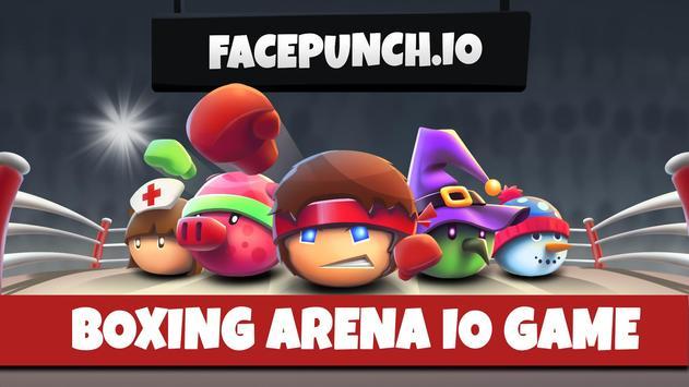 FacePunch.io Boxing Arena Cartaz