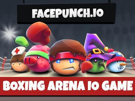 FacePunch.io Boxing Arena imagem de tela 4