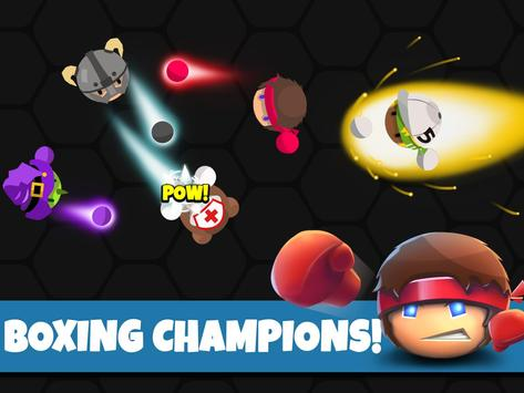 FacePunch.io Boxing Arena imagem de tela 5