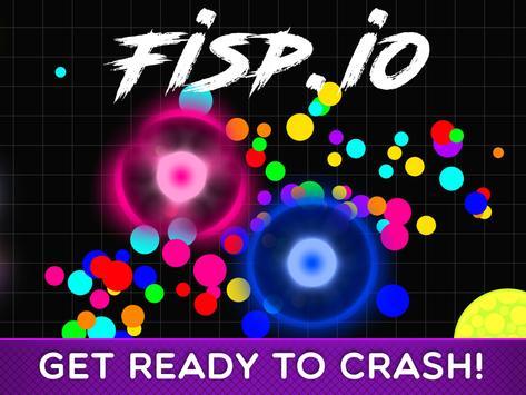 Fisp.io Spins Master of Fidget Spinner apk screenshot