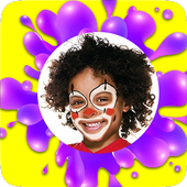 Clown Face Painting for Kids icon