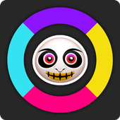 Clown Prank Color Switch 😡 icon