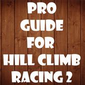 Pro Guide Hill Climb Racing 2 icon