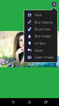 Blur Photos Collage apk screenshot