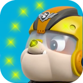 paw police bus patroller icon