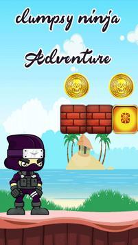 Clumsy Adventure run apk screenshot