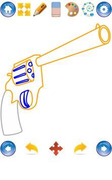 How to Draw Guns screenshot 2