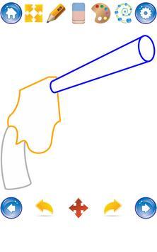 How to Draw Guns screenshot 8