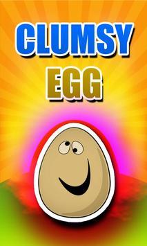 Clumsy Egg Adventure Free Game screenshot 2