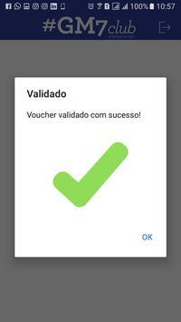 Parceiros GM7 Club apk screenshot