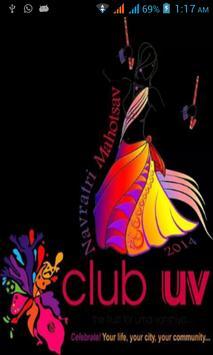 Club UV poster