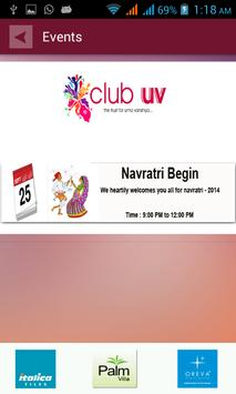 Club UV apk screenshot