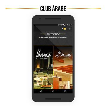 Club Arabe poster