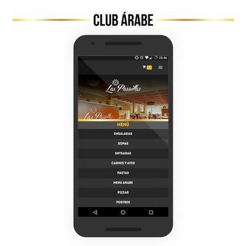 Club Arabe screenshot 1