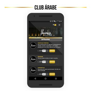 Club Arabe screenshot 2