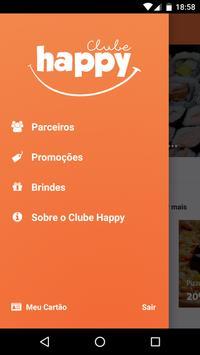 Clube Happy apk screenshot