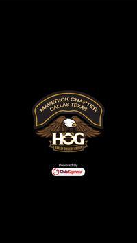 Maverick HOG poster