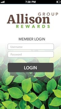 Allison Group Rewards screenshot 1