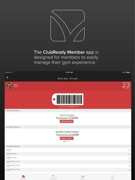 ClubReady Members apk screenshot