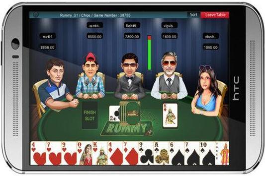 Club Rummy 13 & 21 Cards Rummy screenshot 6