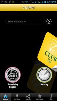 ClubPal screenshot 1