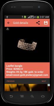 latest gold designs apk screenshot