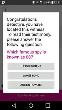 CluedUpp Manhunt apk screenshot
