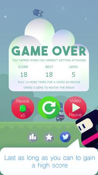 Test Those Fast Ninja Reflexes apk screenshot