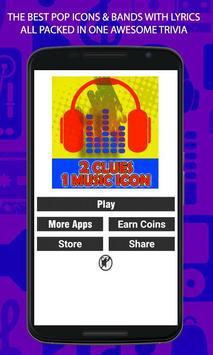 2 Clues 1 Music Icon screenshot 8