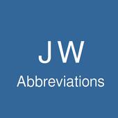 JW Abbreviations 2.0 icon