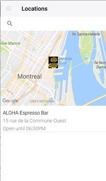 ALOHA Espresso Bar screenshot 2