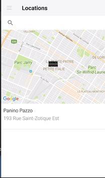 Panino Pazzo screenshot 2