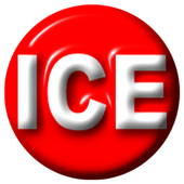 ICE - in case of emergency icon