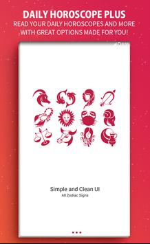 Daily Horoscope Plus poster