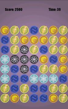 Match-3: Magic Lines screenshot 2