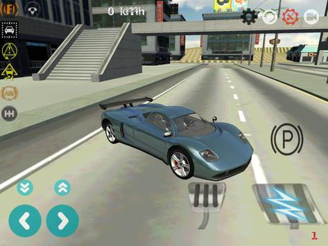 Car Drift Simulator 3D screenshot 8