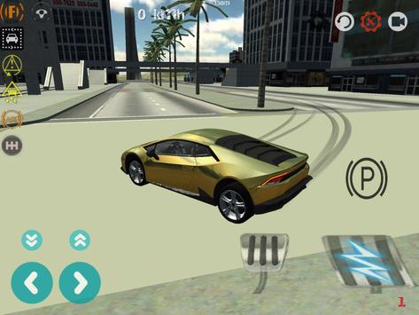 Car Drift Simulator 3D screenshot 10